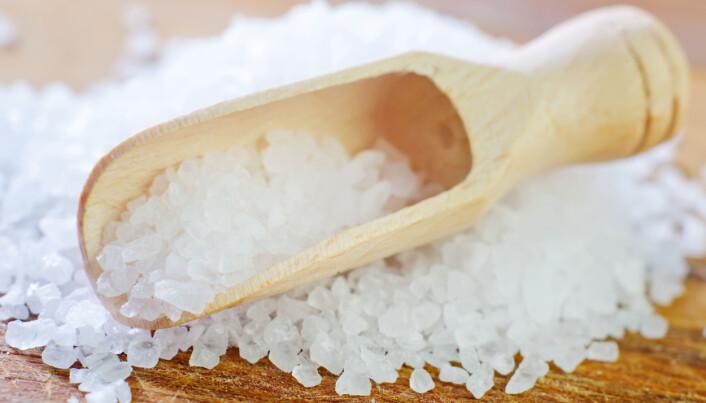 Jod i salt – gunstig for noen, ugunstig for andre