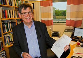 Karl Halvor Teigen studerte norske barn og unges forbilder på 1990-tallet.