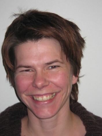 Marianne Nilsen, marinøkolog og forsker ved IRIS. (Foto: IRIS)