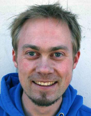 Lars Roar Frøyland. (Foto: Halvard Dyb, NOVA) (Foto: Halvard Dyb, NOVA)