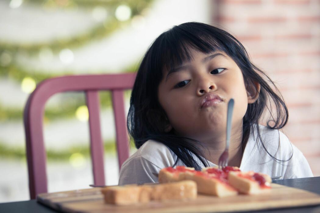 Hva skal du gjøre når ungen rynker på nesa og kaster brokkolikvasten, som er proppfull av god næring, på gulvet hver gang du gjør et forsøk?
