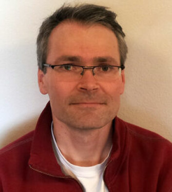 Forsker Jens Olav Nygaard ved SINTEF IKT. (Foto: Martin L. Sætra, SINTEF)
