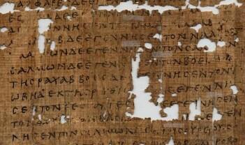 Bibelforsking anno 2020: Forfalskingar og svindel