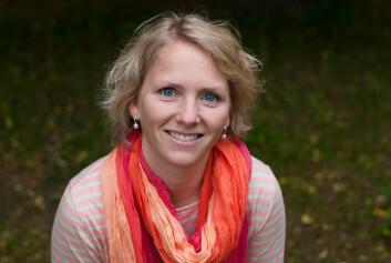 Vibeke Telle-Hansen. (Foto: Sonja Balci/HiOA)