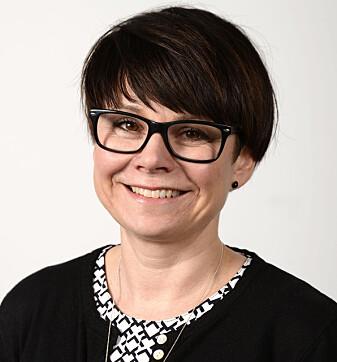 Seniorforsker Marianne Trondsen ved Nasjonalt senter for e-helseforskning.