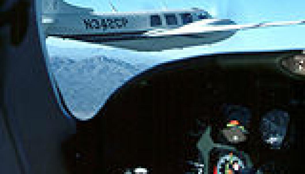 Erfaring gir løft til eldre flygere