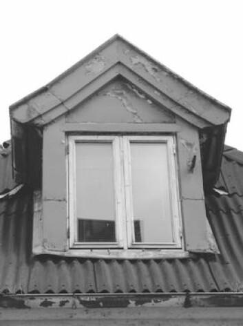 Over 75 prosent av alle skader på hus skyldes fuktighet. (Illustrasjonsfoto: Shutterstock)