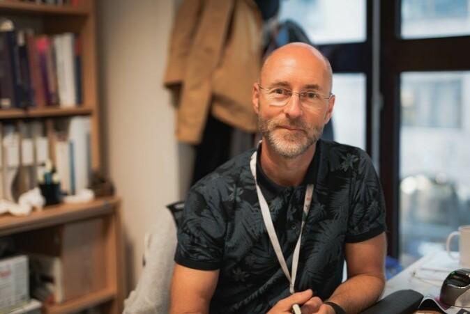 Professor Per Morten Fredriksen ved Avdeling for helsevitenskap ved Høyskolen Kristiania.