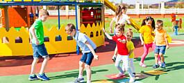 Lærer elevene like godt mens de hopper og løper?