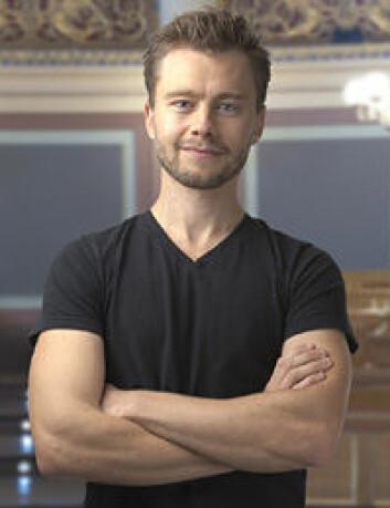 Nikolai Kristoffersen Winge. (Foto: Øystein Wollan/UiO)
