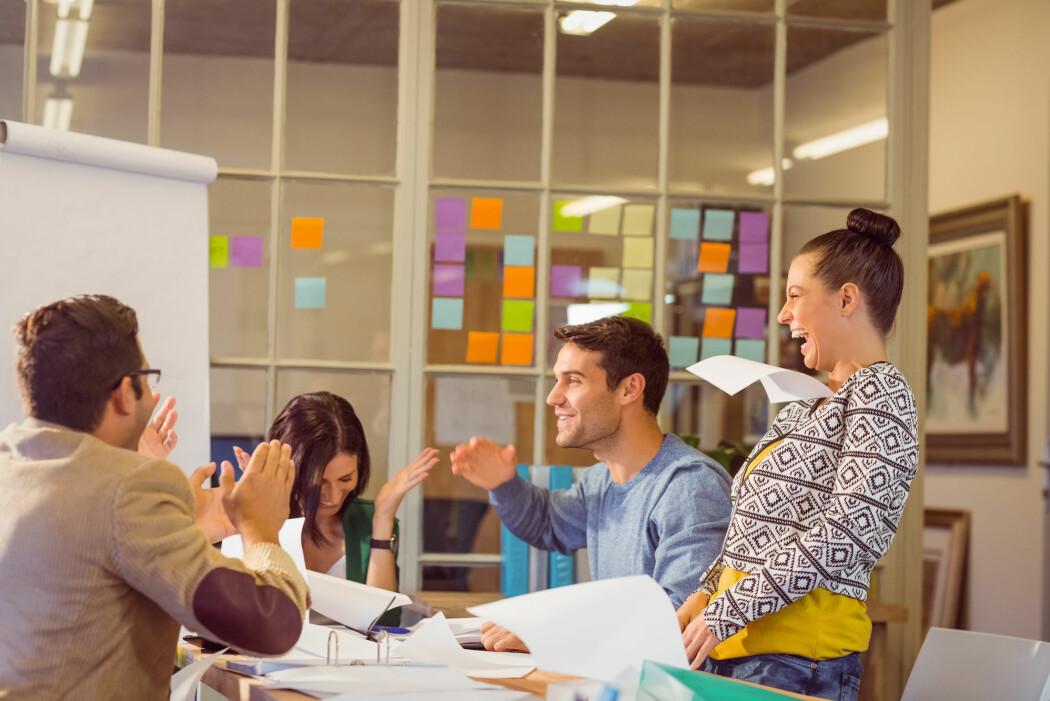 Et godt samspill mellom jobb og fritid handler om at du har en jobb som gir energi og ressurser som du tar med deg i fritiden din.