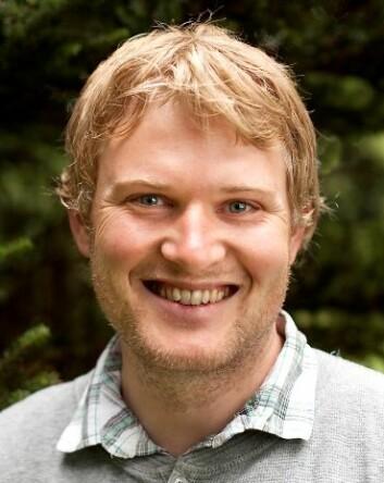 Torgeir R. Hvidsten. (Foto: Håkon Sparre, UMB)