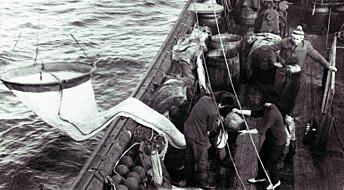 Sovjetiske torsketokt gull verdt for dagens forskere