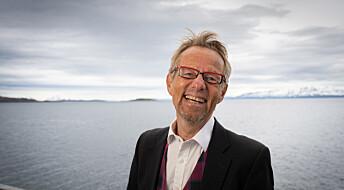 Bård Borch Michalsen blir ny viserektor i Sør-Troms/Nordland