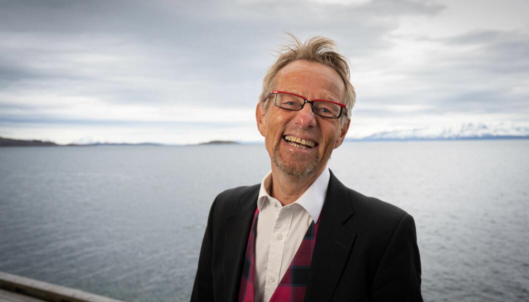 Førstelektor Bård Borch Michalsen er ansatt i stillingen fra 1. juni 2020 og skal følge åremålsperioden til rektor Anne Husebekk, som går frem til 31. juli 2021.