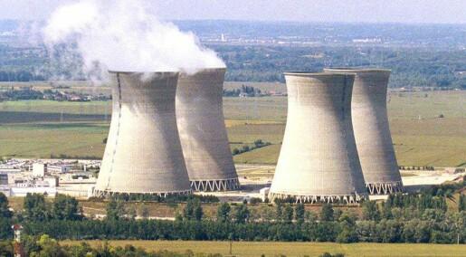 Atom-nei fører til store avfallsproblemer