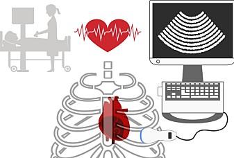 Ultralyd er en trygg og rask måte for leger å undersøke hjertet på. Forbedringer av metodene som gjør det mulig å måle blodstrøm med ultralyd kan hjelpe mange hundre tusen pasienter årlig.