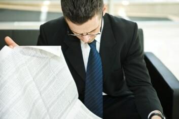 Advokater som forsvarer hvitsnippkriminelle, benytter seg av tre hovedstrategier i sitt forsvar. (Illustrasjonsfoto: www.colourbox.no)