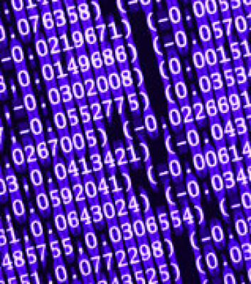 """""""Kvantedatamaskiner søker raskt gjennom mange tallkombinasjoner."""""""