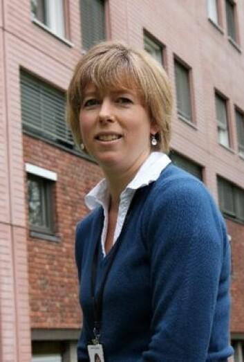 Vivian Meløysund ved SINTEF Byggforsk har ledet dette store forskningsprosjektet. (Foto: Siw Ellen Jakobsen)