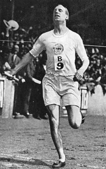 Eric Liddell ville ikke løpe kvalifikasjonsløpet til OL i Paris 1924 fordi det fant sted på en søndag. (Foto: Wikimedia commons)