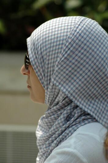 Kriminalitet rettet mot muslimer, jøder eller andre religiøse grupper utgjør 15 prosent av de svenske anmeldelsene.