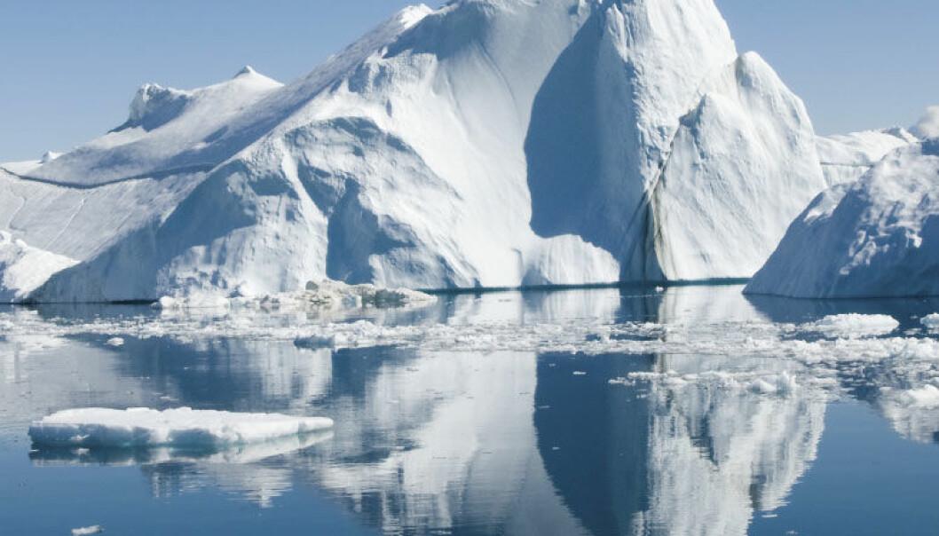 Mer hav og is i ny klimarapport