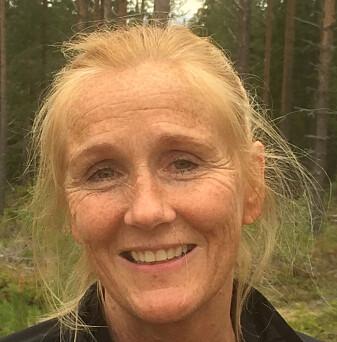 Kjersti Mordal Moen, professor ved Fakultet for helse- og sosialvitenskap ved Høgskolen i Innlandet.