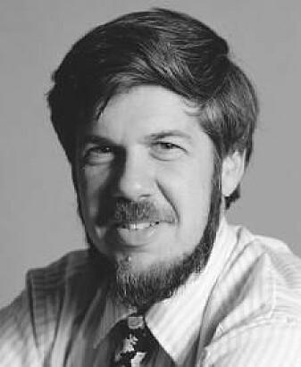 Stephen Jay Gould (1941-2002) ble i sin samtid sammenliknet med Charles Darwin.