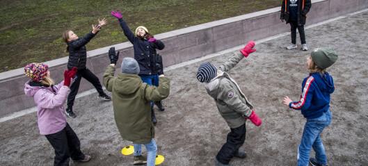 Sverige forsker ikke på korona blant skolebarn