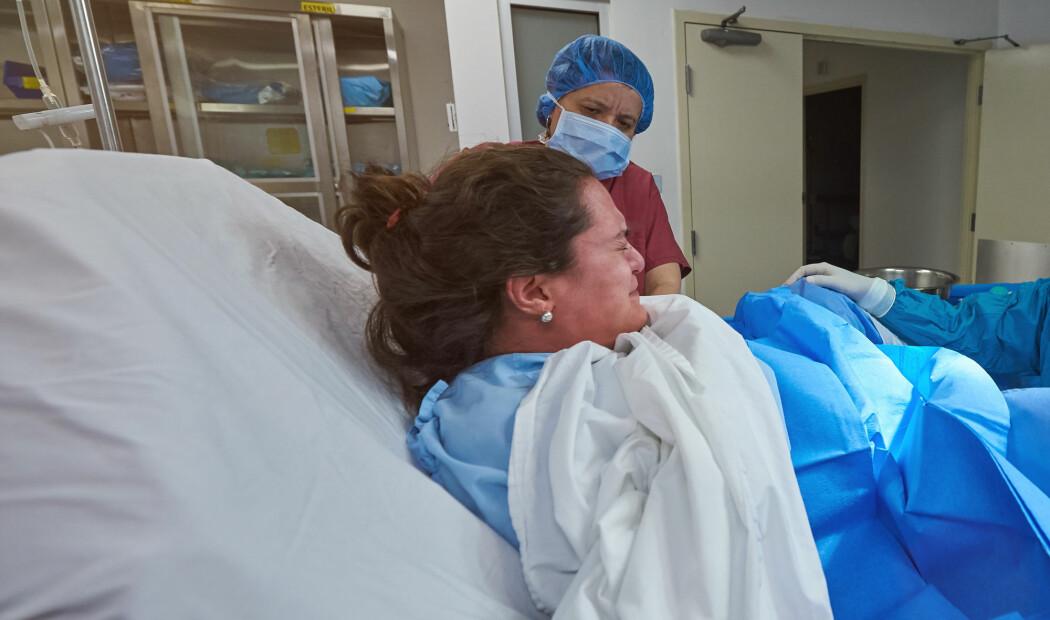 Smerter under fødsel – et nødvendig onde?