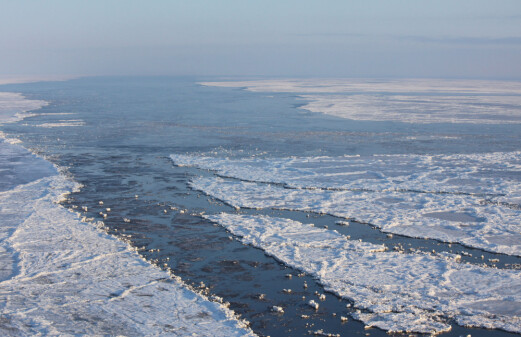 The Ever Moving Sea Ice