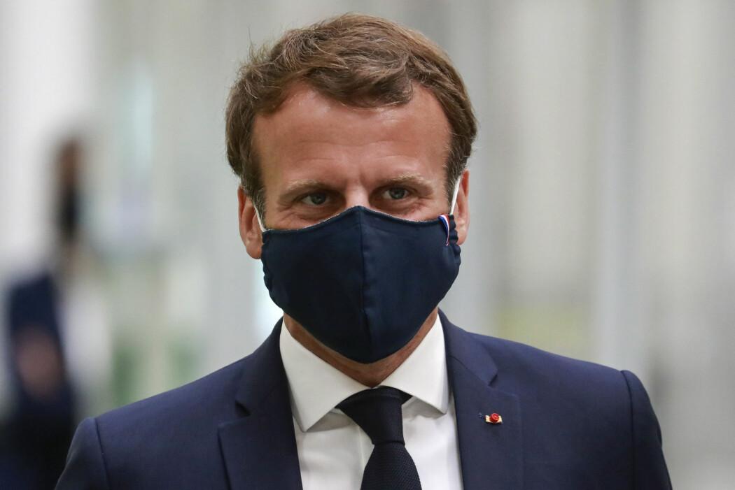 Vil Emmanuel Macron oppleve samme skjebne som president Sarkozy mellom 2007 og 2012?