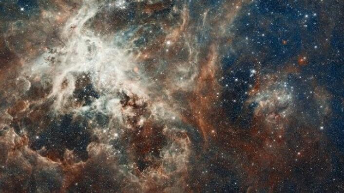 (Foto: NASA, ESA, ESO, D. Lennon and E.)