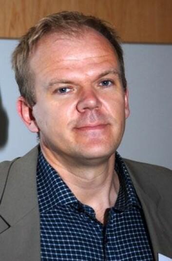 """""""Forsker Jan Erling Klausen, NIBR. (Foto: Atle Abelsen)"""""""