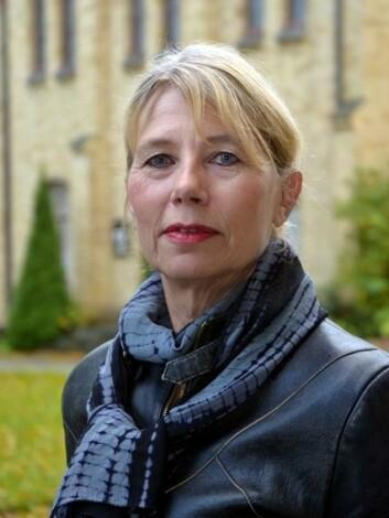 - Medisinering må skje i et samarbeid mellom brukeren og legen, mener Inger Beate Larsen. (Foto: Jan Arve Olsen)