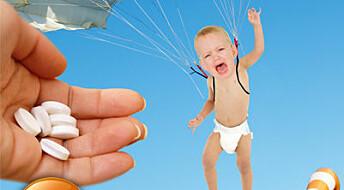Podcast: Adrenalin, tidsfølelse og paracet til småbarn