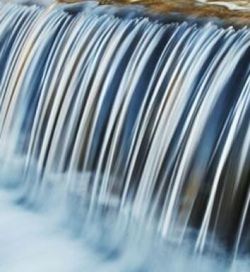 Ny oppfinnelse kan redusere bruken av kjemikalier i drikkevannet. (Illustrasjonfoto: Shutterstock)
