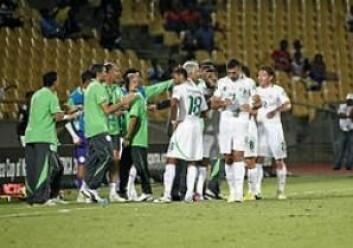 Algeries fotballag la en viktig kvalifikasjonskamp om kvelden for å kunne drikke før og under kampen. (Foto: Wikimedia commons)