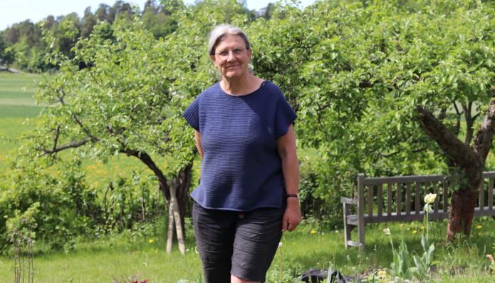 Linda Jolly synes det er positivt om flere hageeiere vil lage egen kompost.