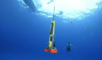 Robotene lytter til hva havet forteller om klimaendringene. Vi gir dem bedre hørsel