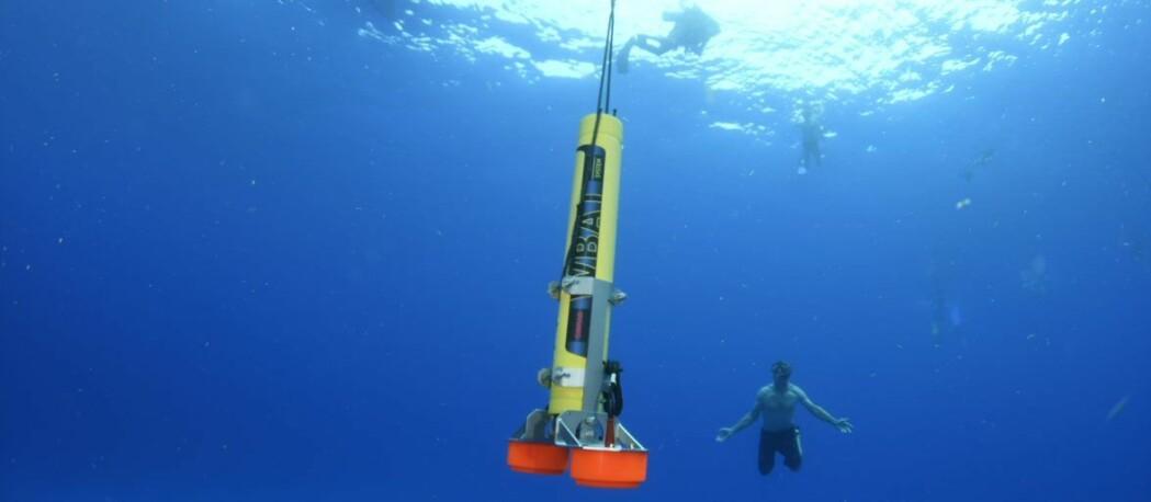 Undervannsroboter og små plattformer som plasseres på havbunnen revolusjonerer nå havforskningen. Innsamling av data kan foregå på steder og tider som ikke var mulig tidligere.