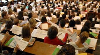 Læringsutbytte måles i ny ranking