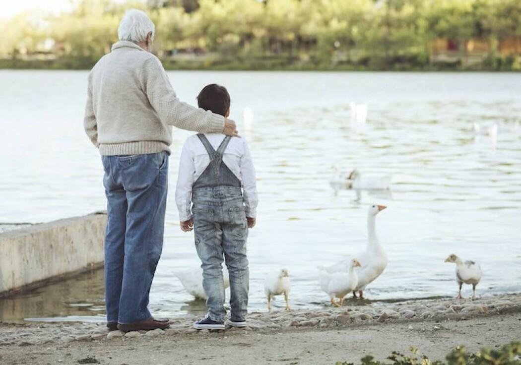 Når de som er barn og unge i dag blir voksne vil det bli mange flere gamle i samfunnet. Da blir det også et mye større behov for folk som kan passe på eldre og gi dem omsorg.