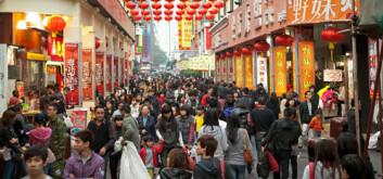 Det kinesiske markedspotensialet for kryddertilsetning til mat er enormt. (Foto: Shutterstock)