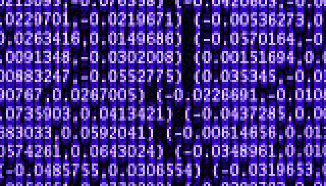 Simulerer framtidas datamaskin