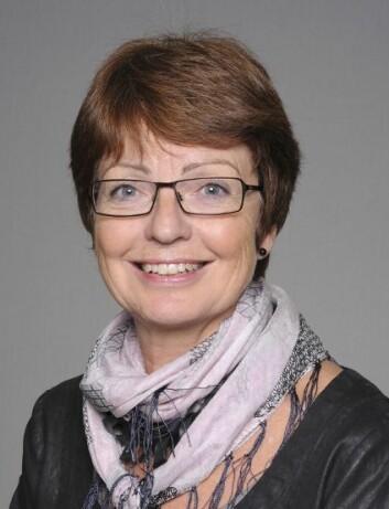 - Tennene leger seg selv hele tiden, sier kariologiprofessor ved UiO, Anne Bjørg Tveit. (Foto: UiO)