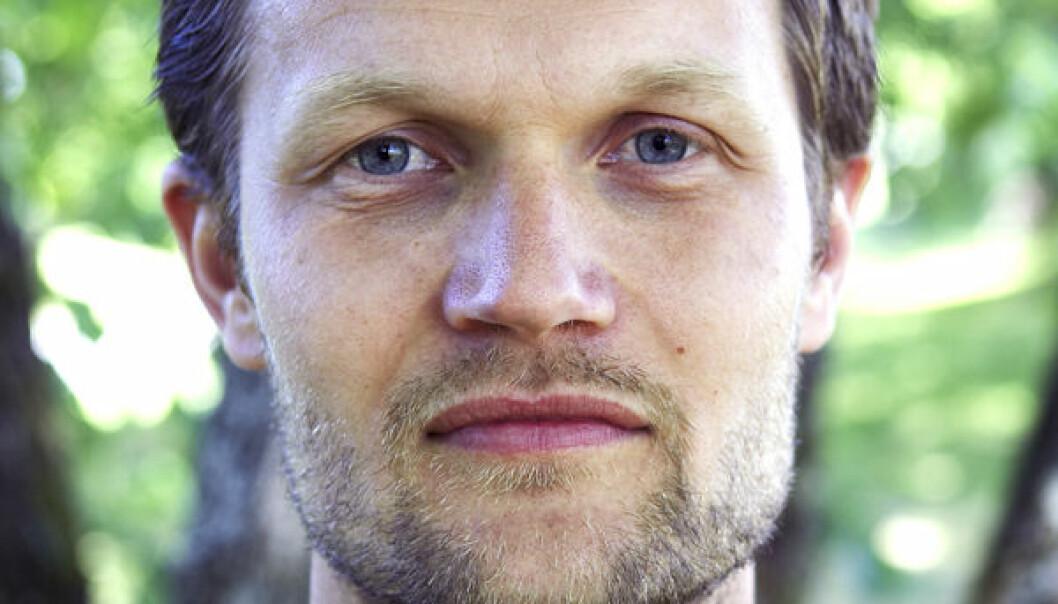 """""""Jon Glenn Omholt Gjevestad, førsteamanuensis på UMB."""""""