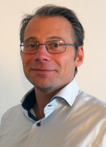 Jan Erik Hoel. (Foto: Norunn K. Torheim)