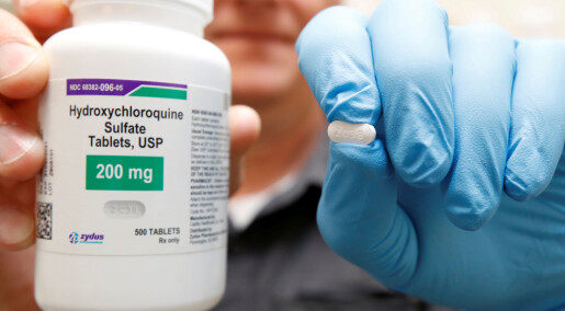 Hydroksyklorokin: WHO fortsetter forskning på malariamedisin mot korona
